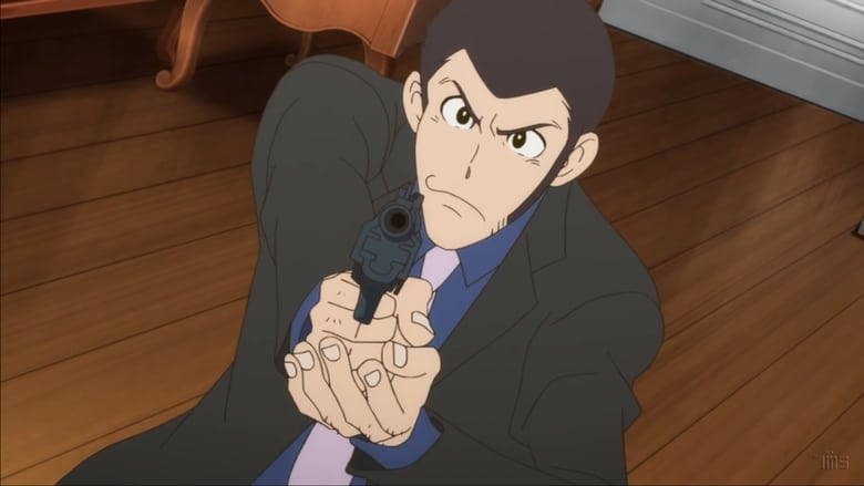 Lupin+III%3A+Goodbye+Partner