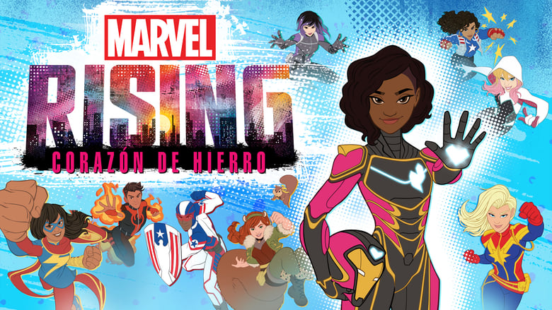 Marvel+Rising%3A+Heart+of+Iron