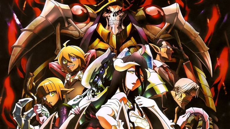 Anime Overlord Todas as Temporadas