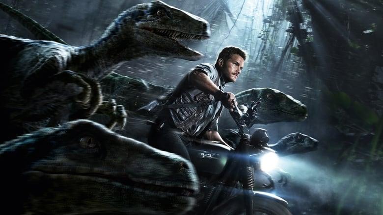 Wallpaper Filme Jurassic World: O Mundo dos Dinossauros