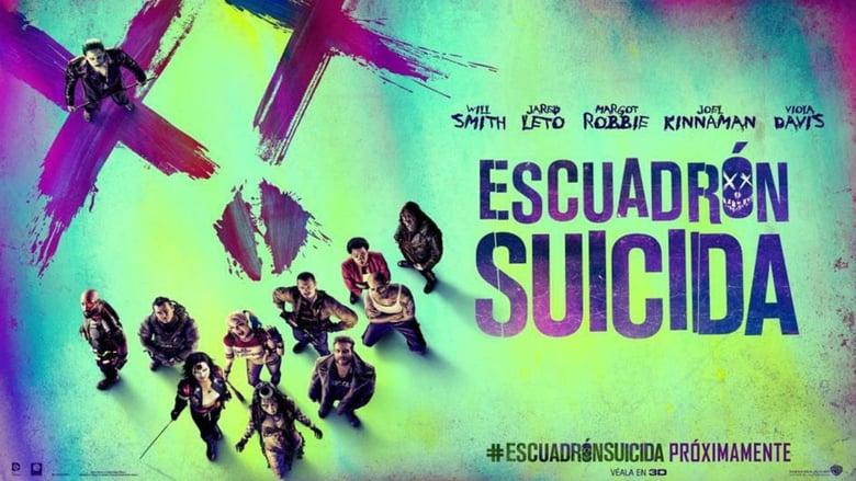Ver descargar película online gratis Escuadrón suicida
