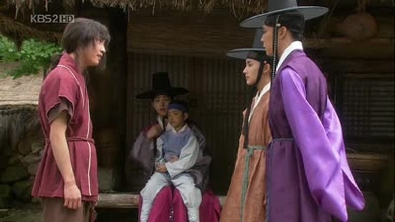 Sungkyunkwan Scandal Season 1 Episode 10