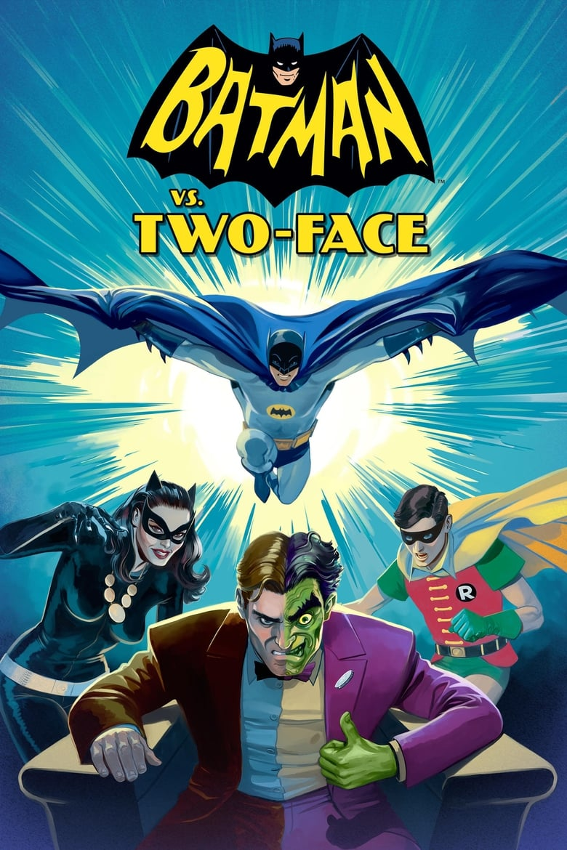 Batman Vs. Dos Caras (2017)