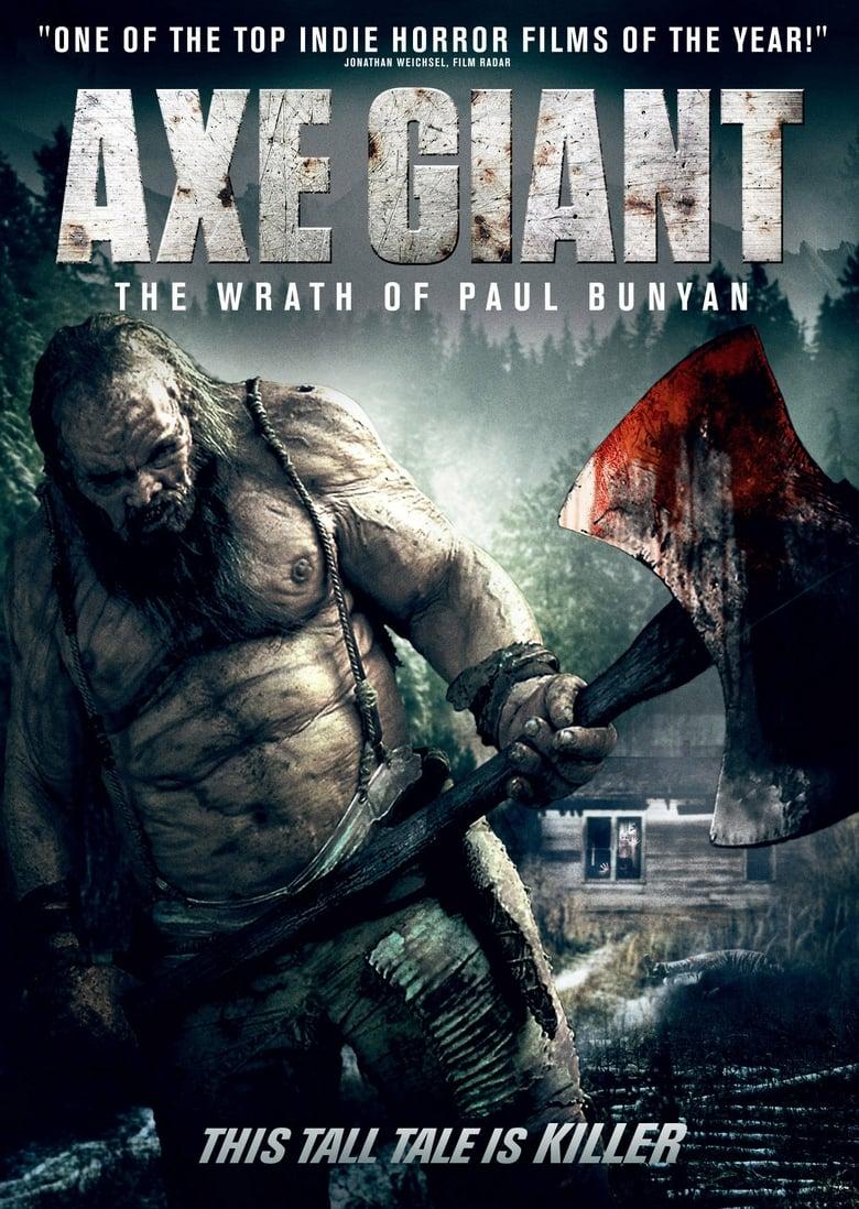Axe Giant – The Wrath of Paul Bunyan