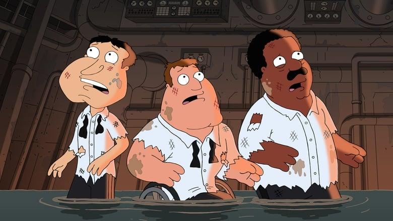 Family Guy Season 18 Episode 1