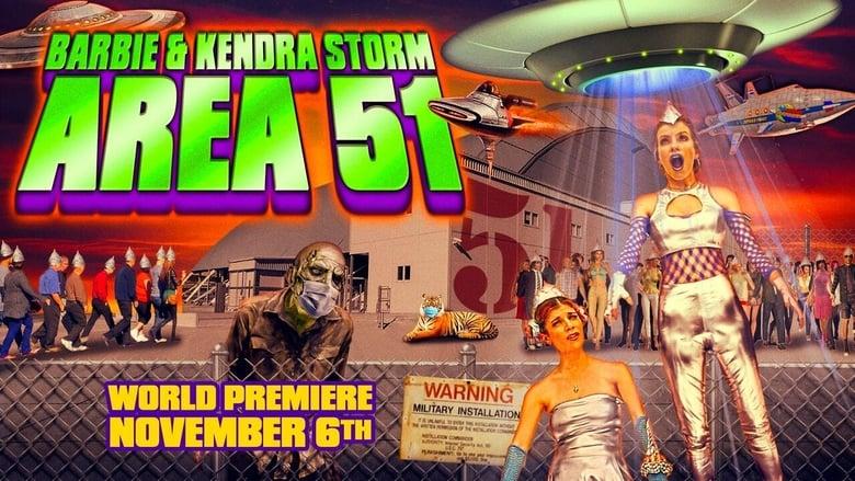Barbie & Kendra Storm Area 51 2020