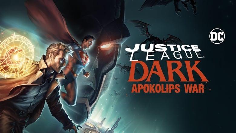 La Liga de la Justicia Oscura: Guerra Apokolips (2020) FULL HD 1080P LATINO/INGLES