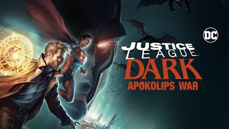 кадр из фильма Темная Лига справедливости: Война Апокалипсиса