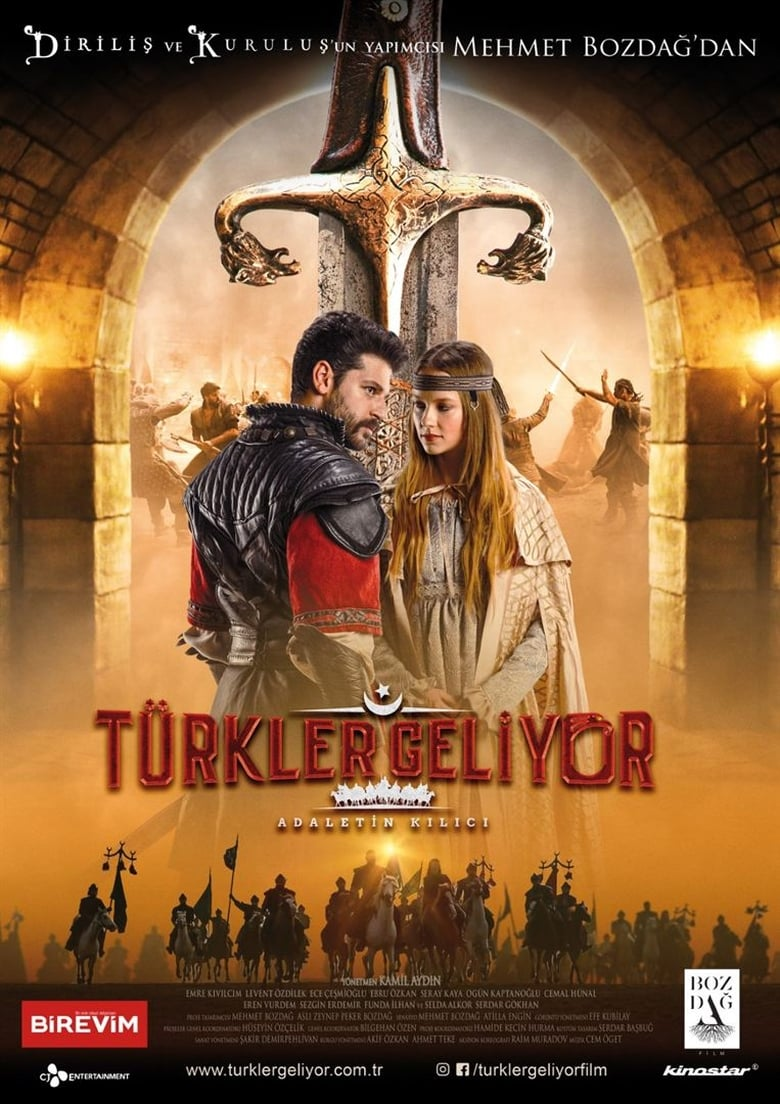 The Turks are Coming -Türkler Geliyor: Adaletin Kılıcı
