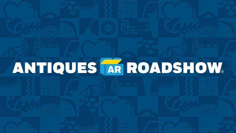 Antiques Roadshow banner backdrop