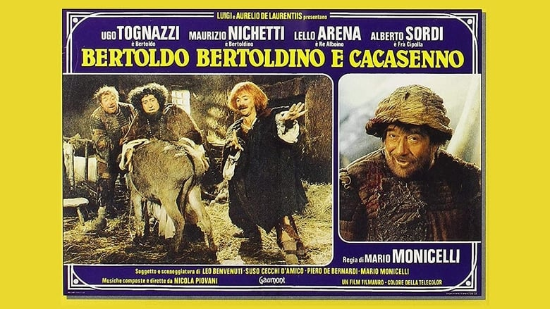Watch Bertoldo, Bertoldino, and Cascacenno free
