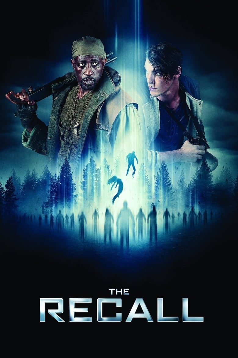 The Recall - poster