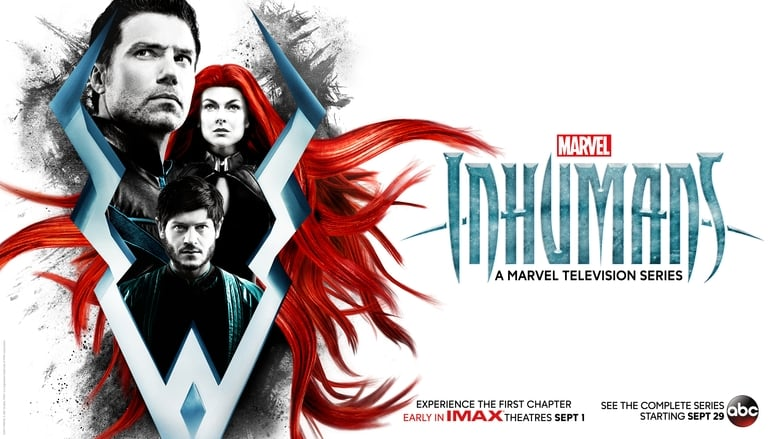 Trailer Serie Inhumans (Serie TV) ver online