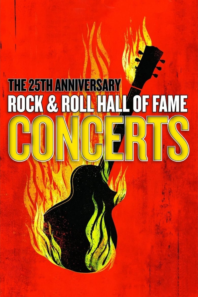 The 25th Anniversary Rock and Roll Hall of Fame Concerts (2009)