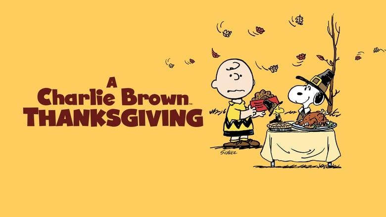Watch A Charlie Brown Thanksgiving Putlocker Movies