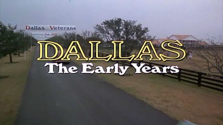 Dallas: The Early Years banner backdrop