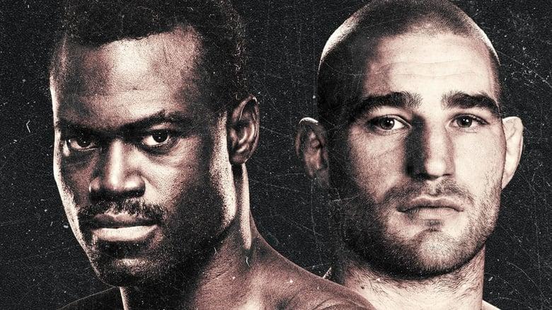 UFC on ESPN 28: Hall vs. Strickland Arabic Subtitle فيلم مترجم