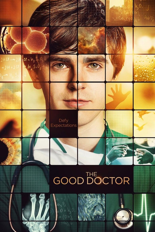Εξώφυλλο του The Good Doctor