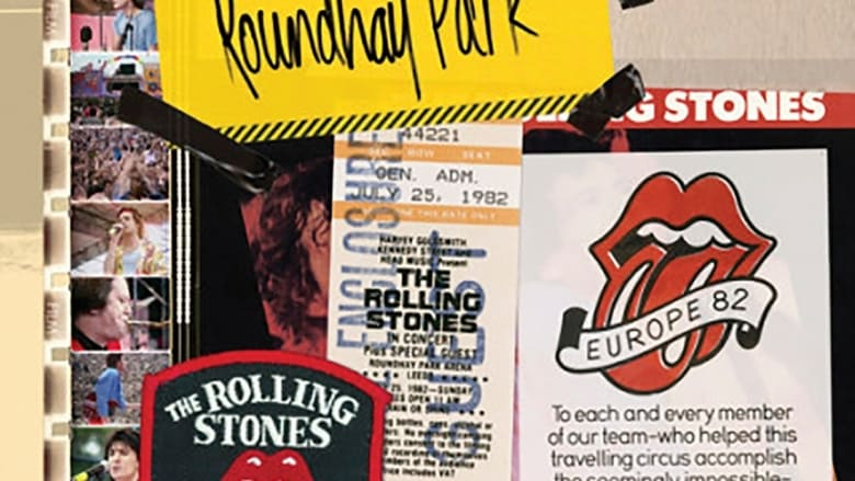 Watch The Rolling Stones - From The Vault: Live In Leeds 1982 free