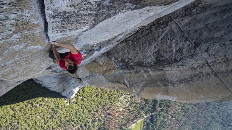Still from Free Solo