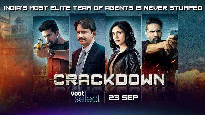 Crackdown Season 1 Complete (2020) | x264 | x265 HEVC Voot WEB-DL | 1080p | 720p