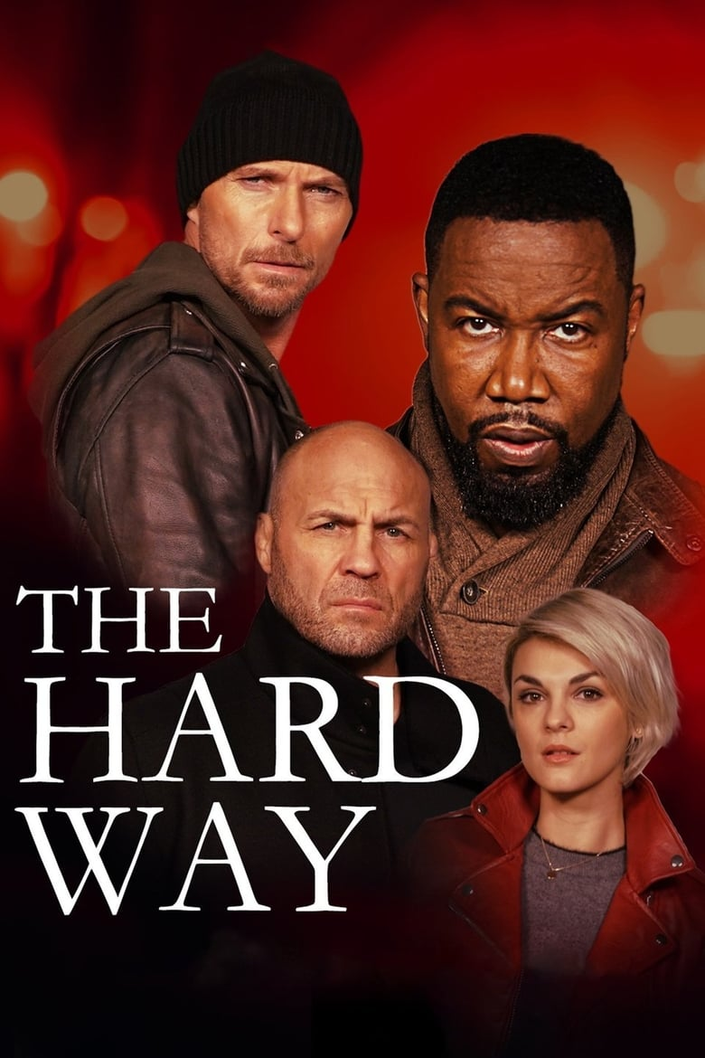 The Hard Way - poster