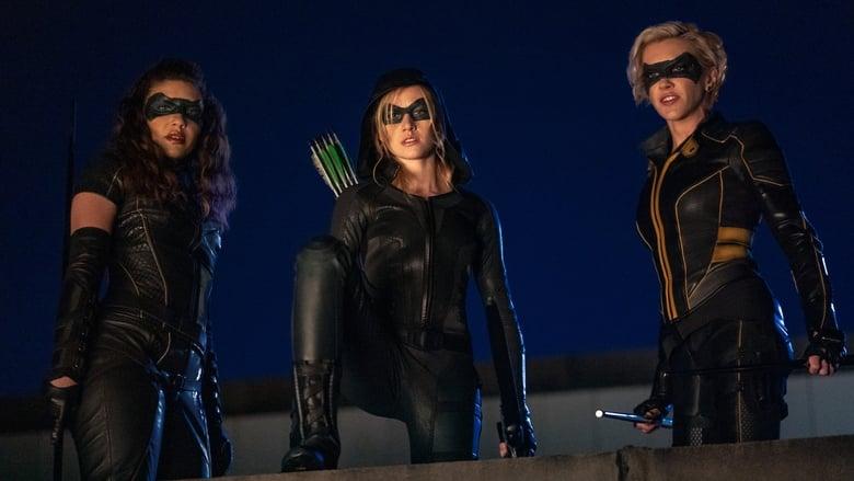 مسلسل Arrow الموسم الثامن الحلقة 9 مترجمة