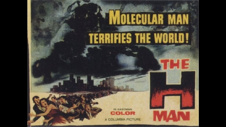 Se The H-Man swefilmer online gratis