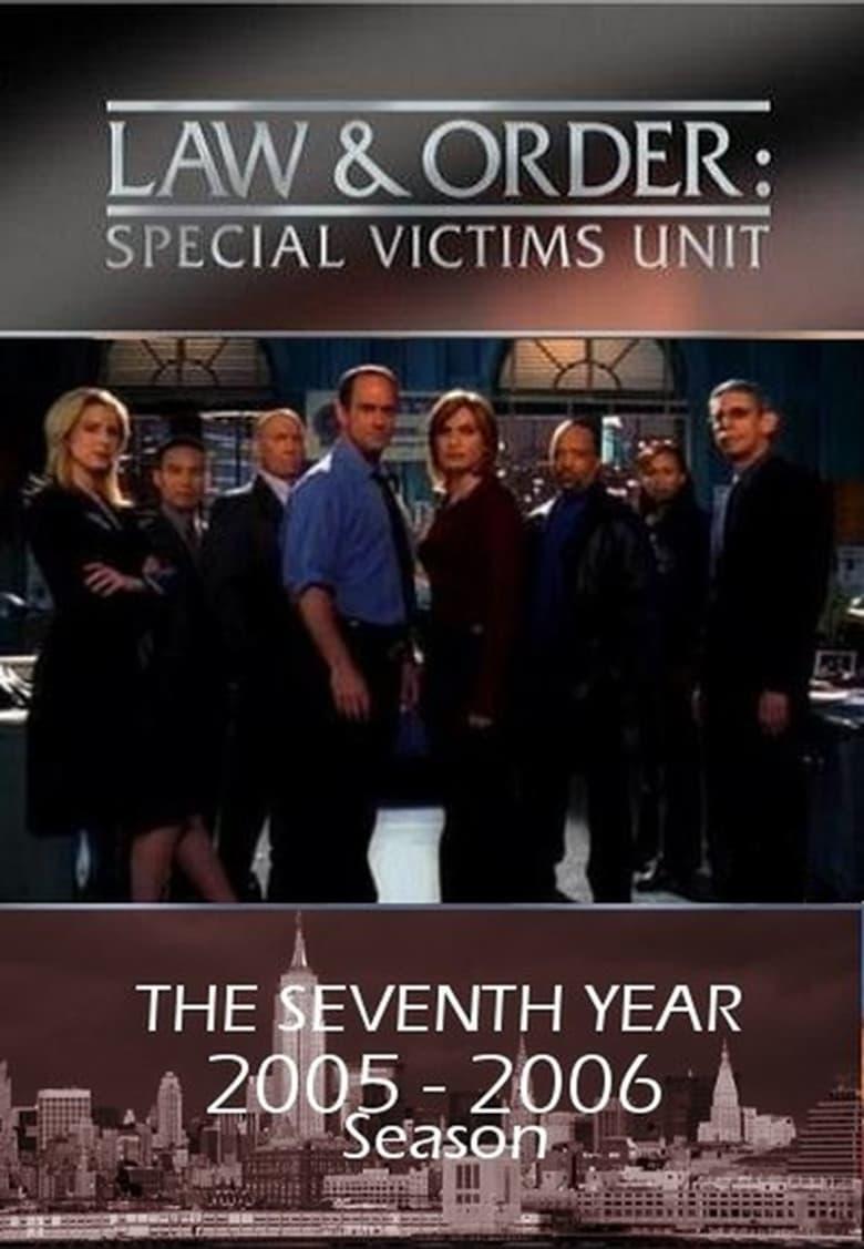 Law & Order: Special Victims Unit Season 7