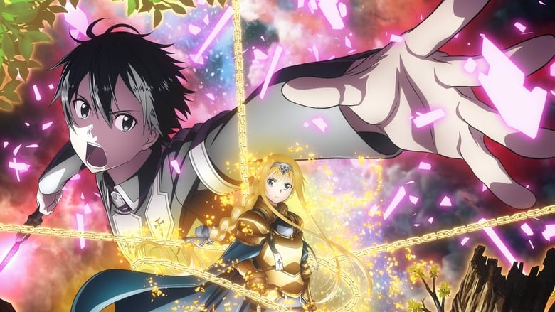 Sword Art Online Alicization Dubbed