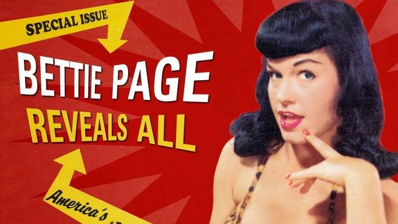 مشاهدة فيلم Bettie Page Reveals All 2013 مترجم أون لاين بجودة عالية
