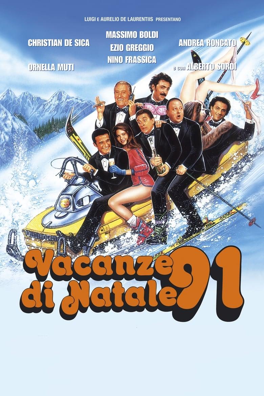 Christmas Vacation '91 (1991)