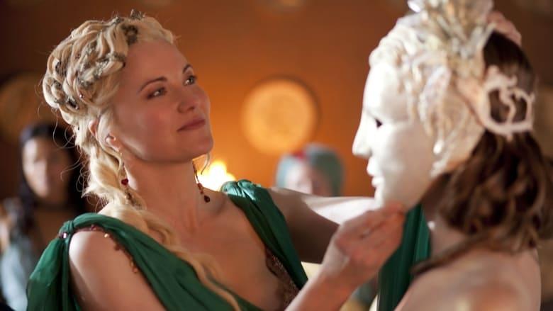 مسلسل Spartacus موسم 01 الحلقة 09