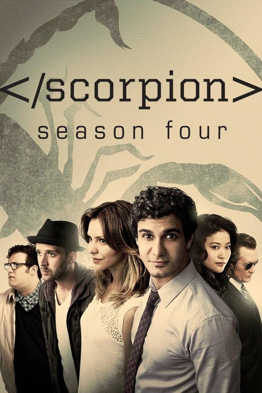 Scorpion: 4×6