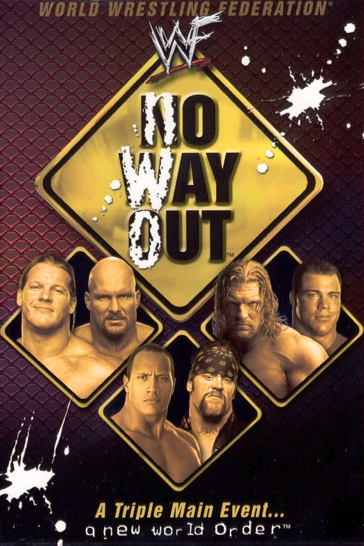 WWE No Way Out 2002 (2002)