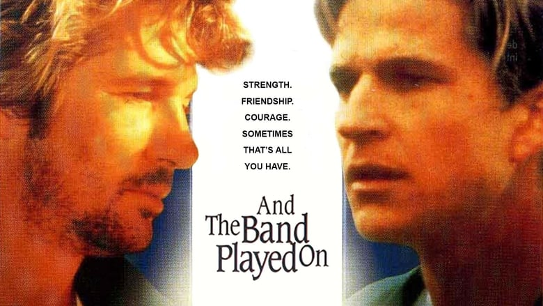 Watch And the Band Played On Full Movie Online Free HD