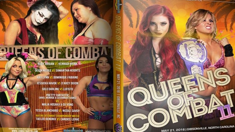 Watch Queens Of Combat QOC 11 Putlocker Movies