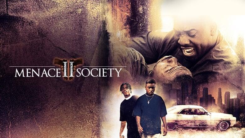 Menace II Society banner backdrop