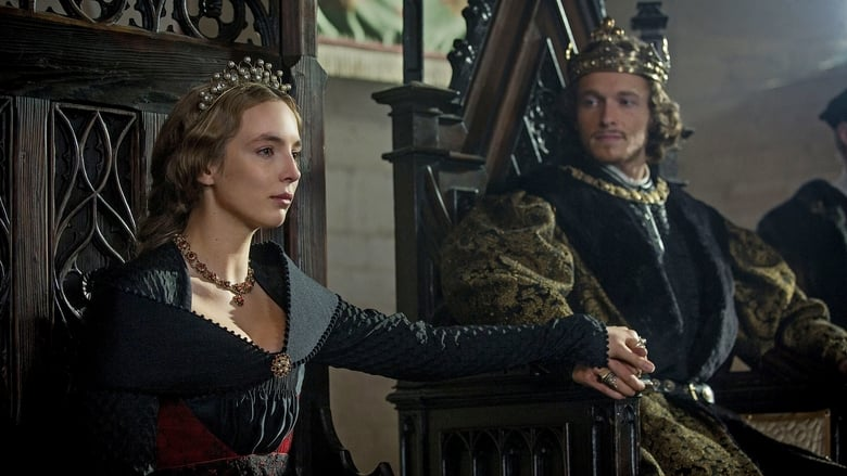 Baltoji Princesė / The White Princess (2017) 1 Sezonas LT SUB