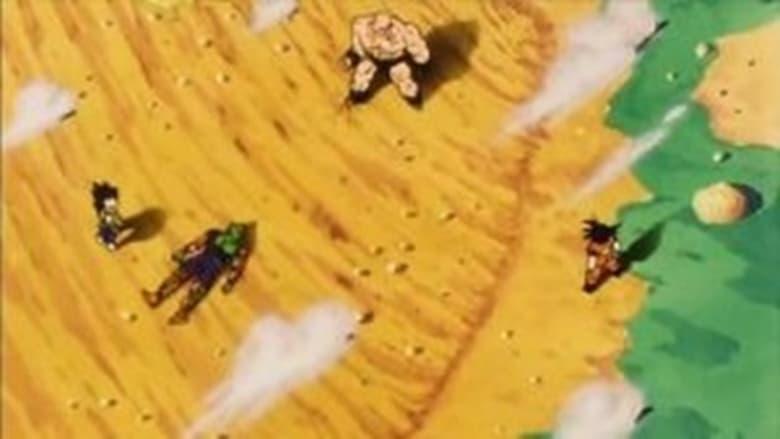 Goku's Arrival