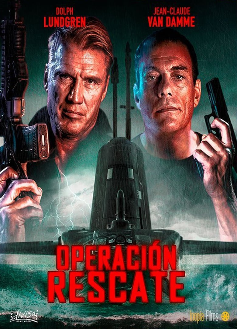 Operación rescate (2018)