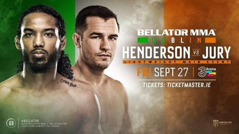 Watch Bellator 227: Henderson vs. Jury Putlocker Movies
