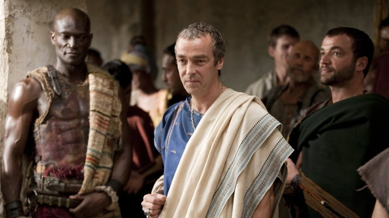 مسلسل Spartacus موسم 01 الحلقة 08