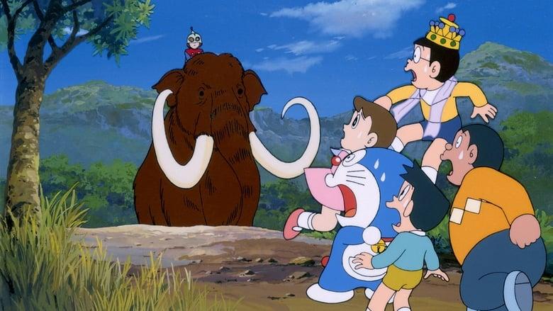 Doraemon+-+The+movie%3A+Il+Regno+delle+Nuvole