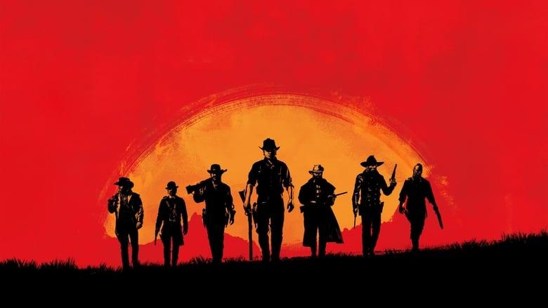 Red Dead Redemption II banner backdrop