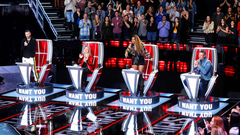 The Voice Season 15 Episode 1 | The Blind Auditions Season