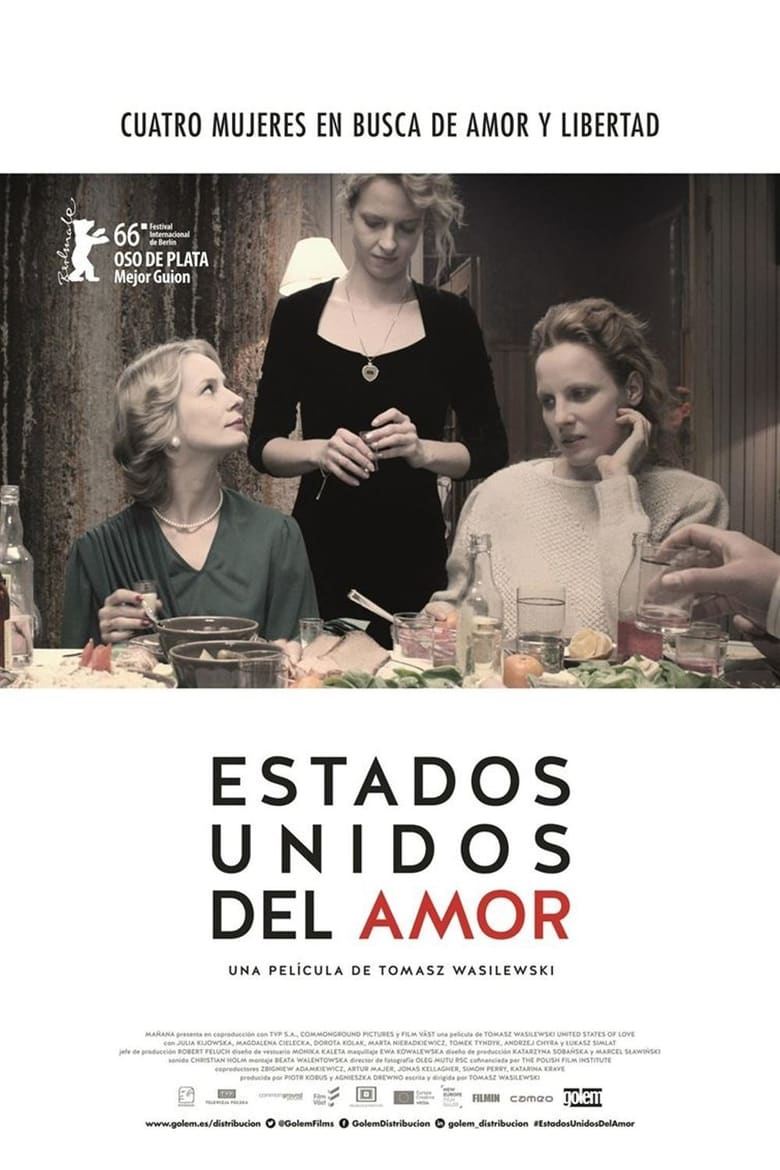 Estados Unidos del Amor (2016) OnLine D.D. Torrent