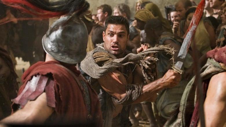 COMPLETE SEASON: Spartacus Season 2 (Episode 1 - 10