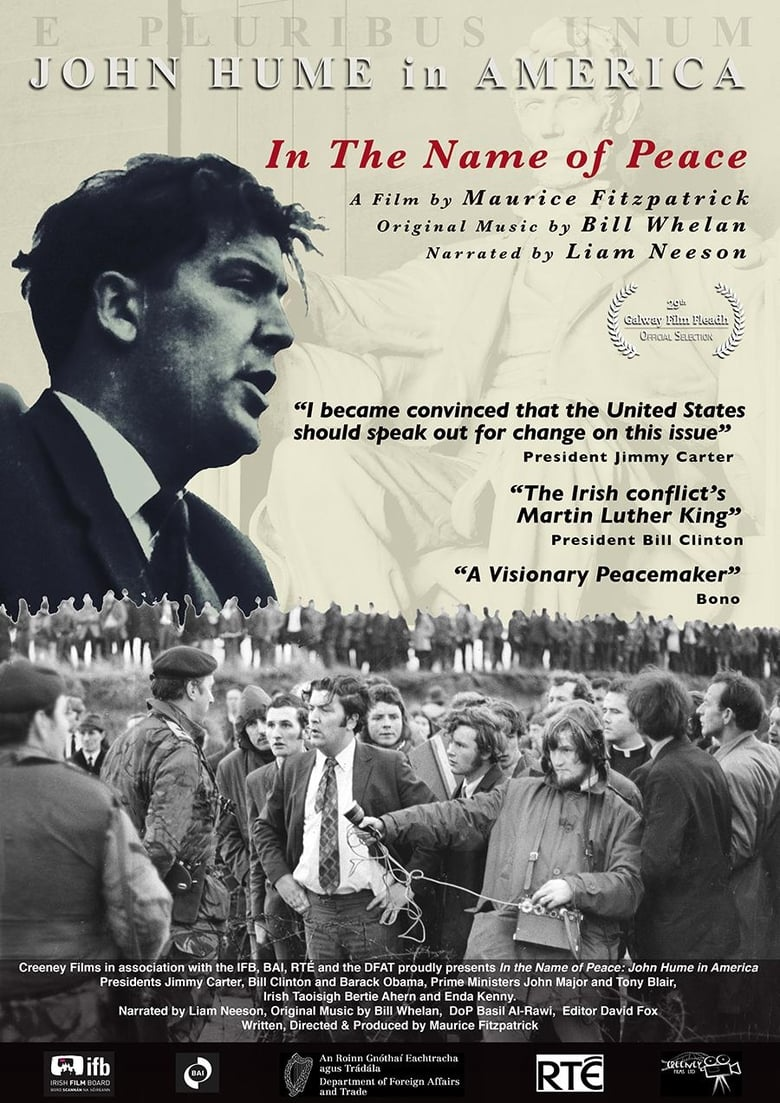 In the Name of Peace: John Hume in America (2017)