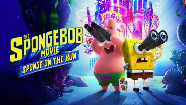 The SpongeBob Movie: Sponge on the Run (2020)